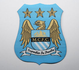 Football-club-woven-badge